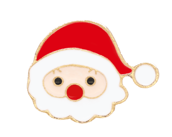 custom christmas pins