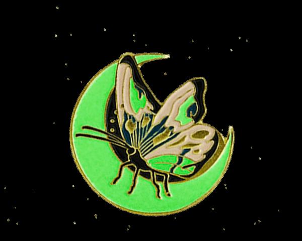 custom glow in the dark pins