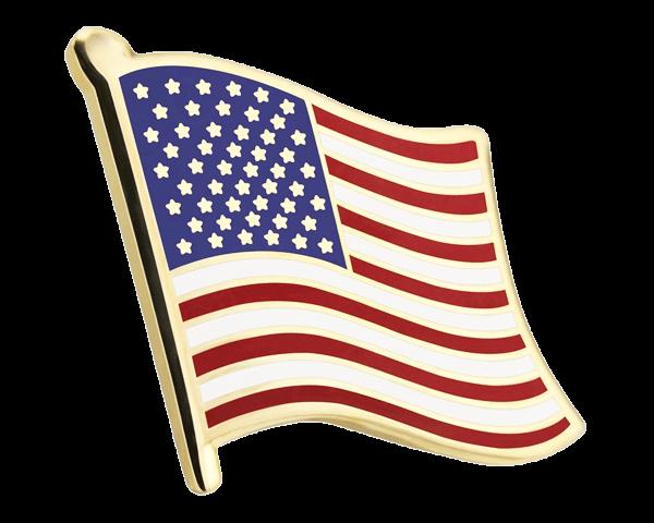 flag pins 1